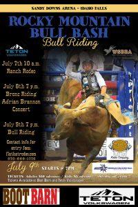 Idaho Falls Broncs And Bulls