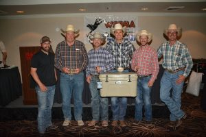 1st: Long Ranch (Dennis), 2nd: Bovico Bucking Bulls (Shawn, Jimmy, Kyle, & Dustin)